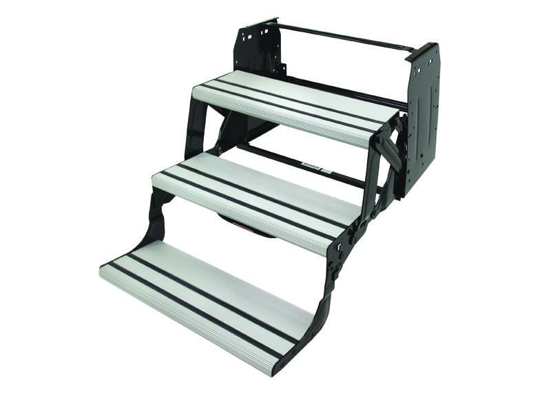 Alumi-Tread Triple Manual Step
