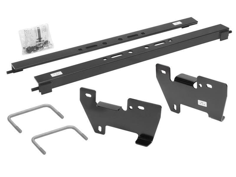 Gooseneck Installation Rail Kit