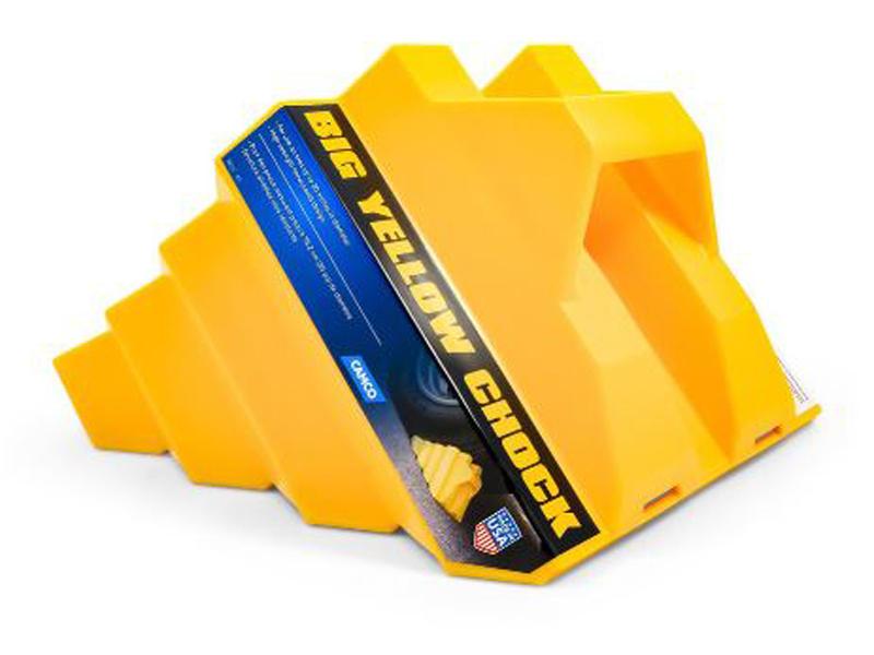 Big Yellow Chock - 30 Inch Wheel Chock
