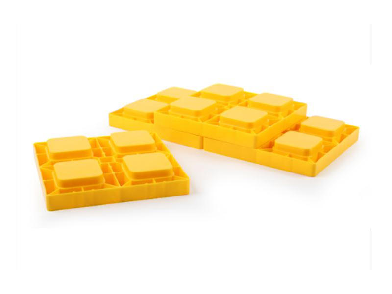Camco Leveling Blocks - 4-Block Set