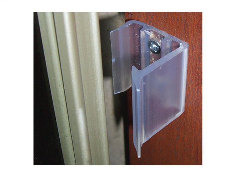 JR Products Sliding Mirror Door Catch