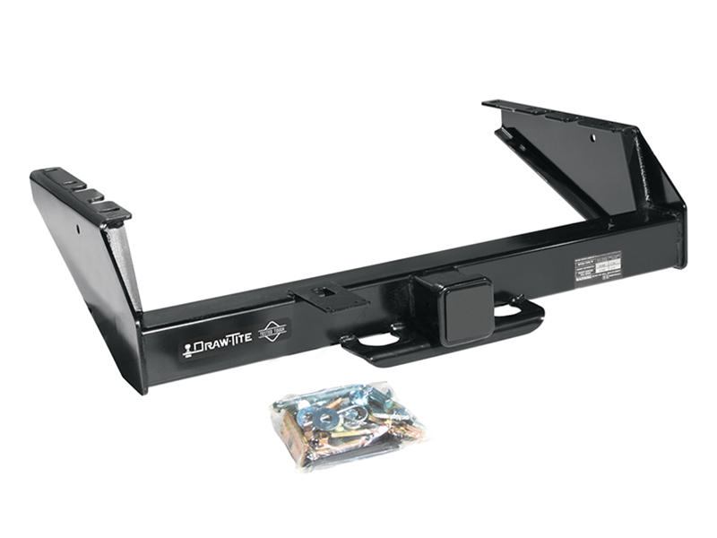 Draw-Tite Class V, 2-1/2 inch Trailer Hitch Receiver