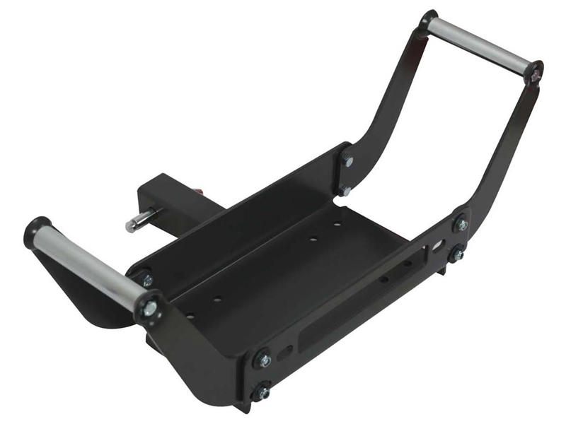 Westin T-MAX Multi-Receiver Winch Mount
