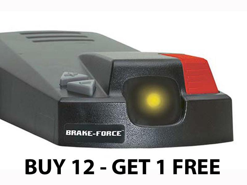 Brake-Force Brake Controller - Bakers Dozen