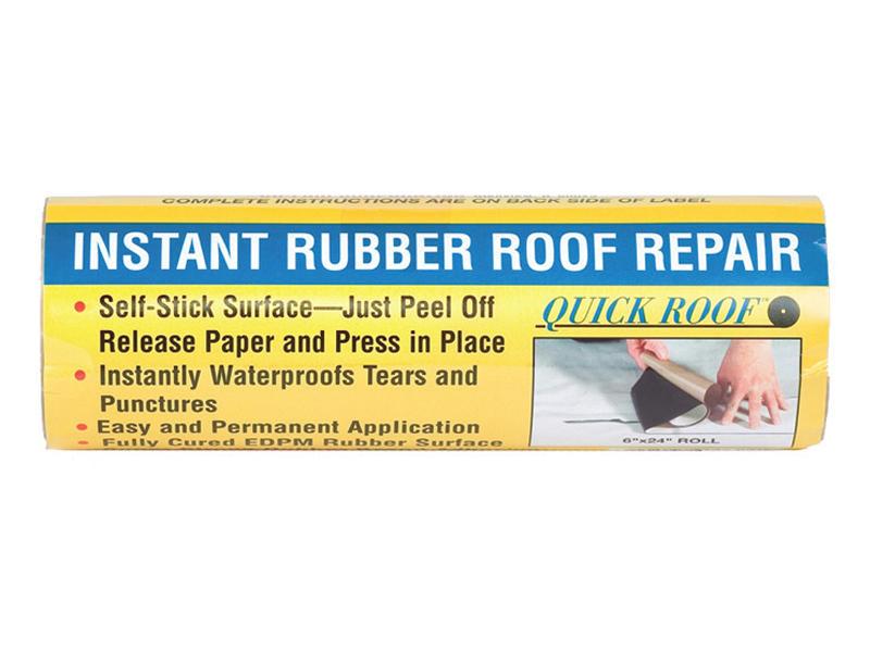 Quick Roof Instant Rubber Roof Repair