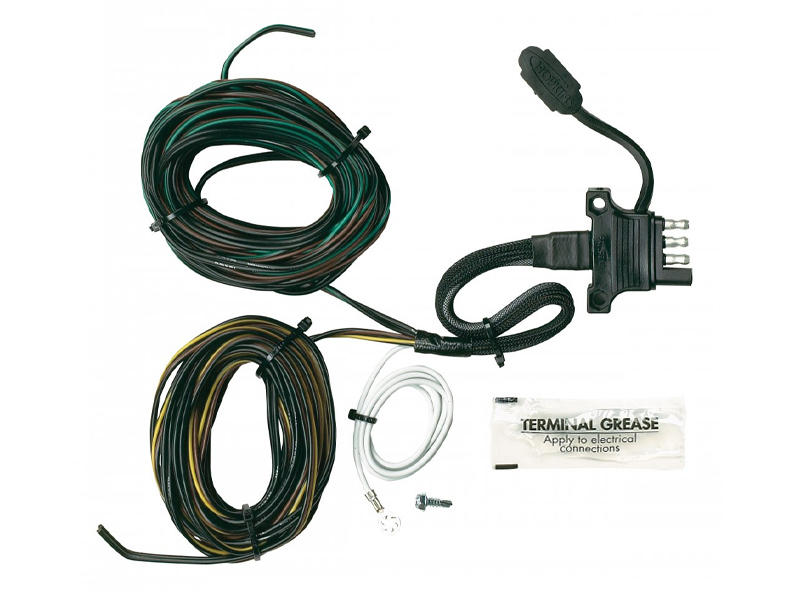 Hopkins 48240 Endurance™ 4-Wire Trailer Wiring Harness