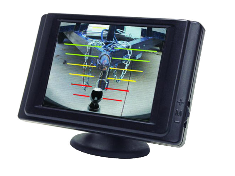Smart Hitch™ Camera And Sensor System