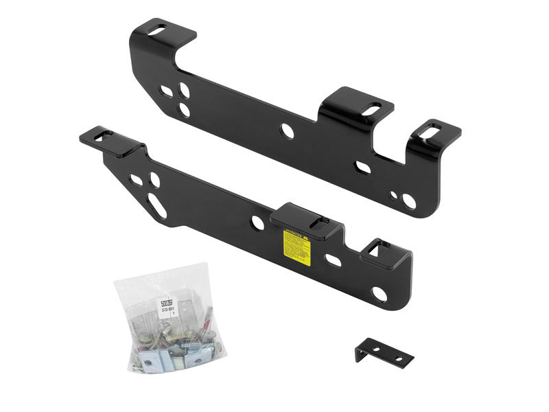 reese 50026 quick install fifth wheel mounting brackets