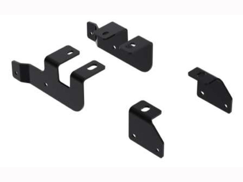 Quick Install Fifth Wheel Mounting Brackets