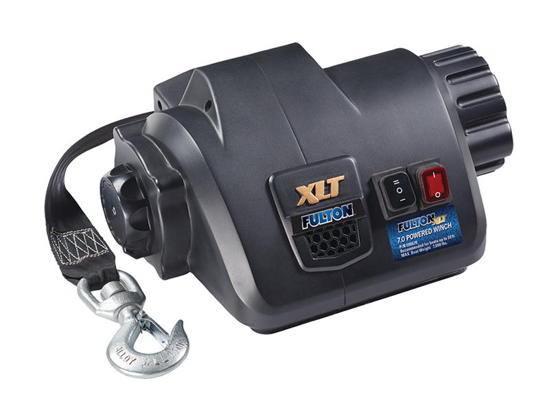XLT Powered Winch, 7,000 lbs.