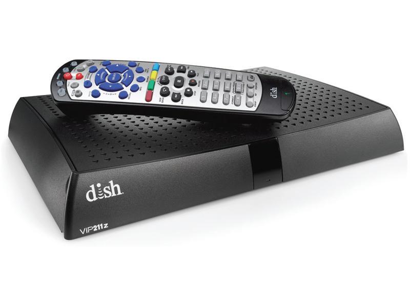 DISH HD Satellite TV Receiver
