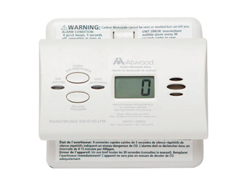 Atwood CO2 Detector - Digital