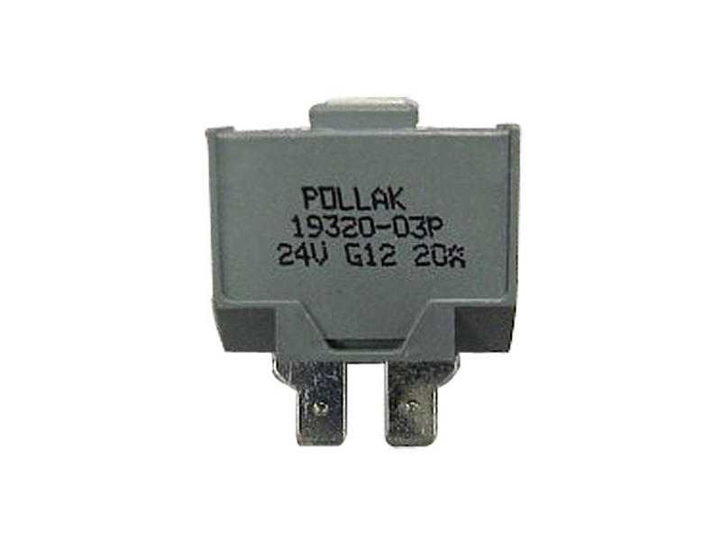 20 Amp Manual Reset Blade Circuit Breaker With ATC Style Terminals
