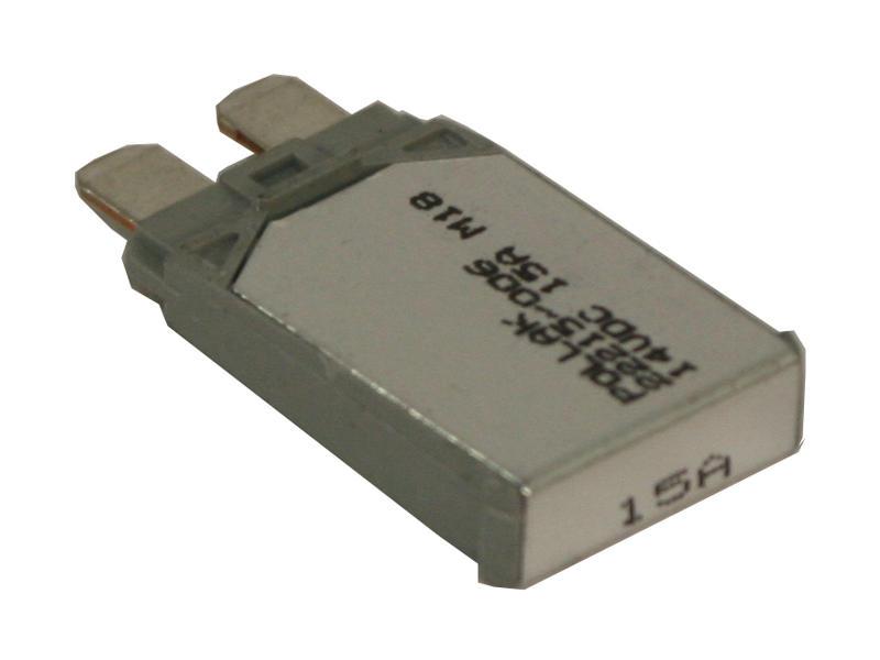 15 Amp ATC Type II Blade Circuit Breaker