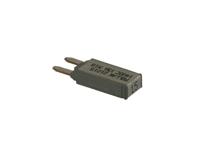 15 Amp MINI Type II Blade Circuit Breaker