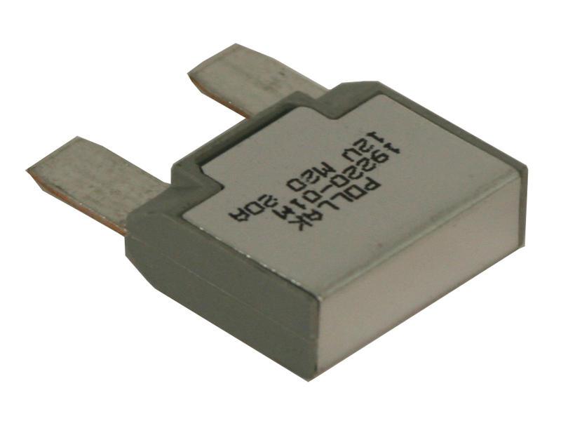 20 Amp MAXI Type II Blade Circuit Breaker