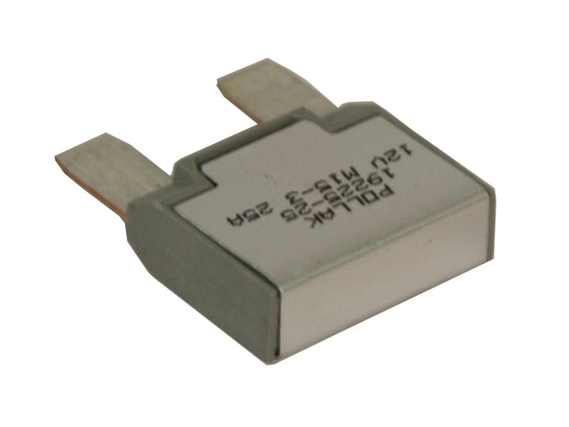 25 Amp MAXI Type II Blade Circuit Breaker