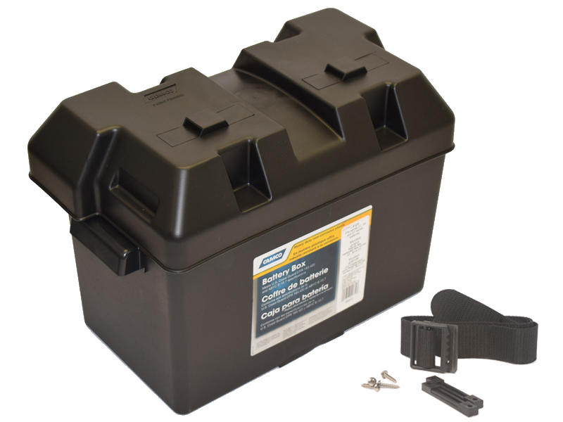 Battery Box For 27, 30 and 31 Series Batteries