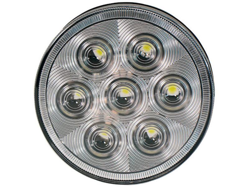 4 Inch Round L.E.D. Backup Light