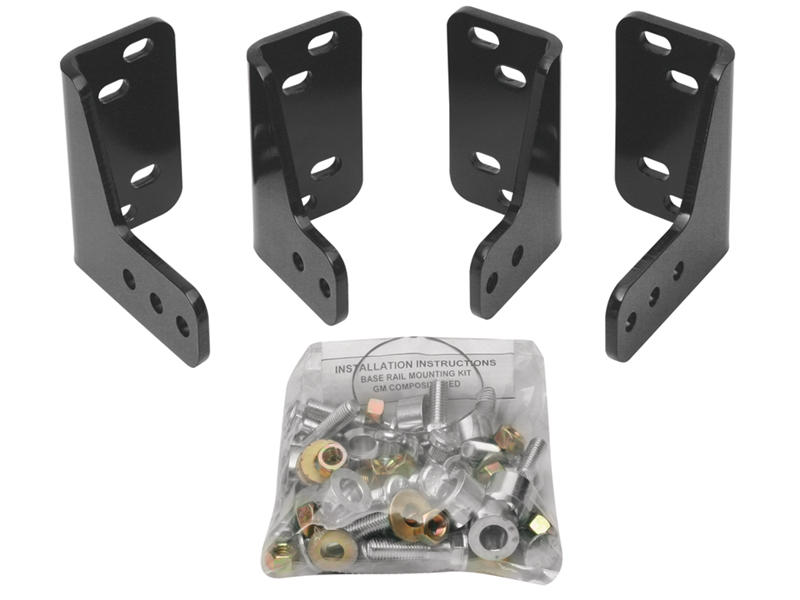 Chevrolet Composite Bed Kit for Universal Rail Kit