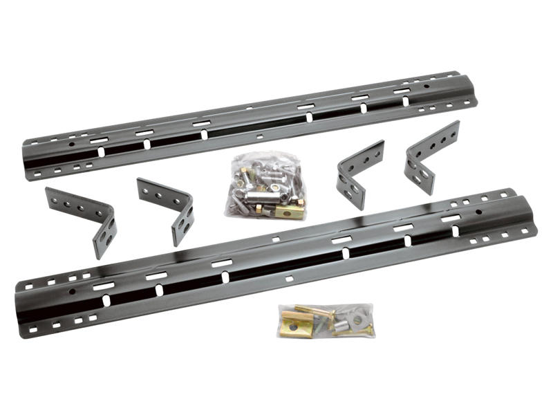 Industry Standard 10-Bolt Rails & Custom Bracket Kit