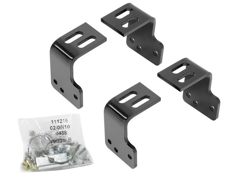 Custom Bracket for Universal Rail Kit