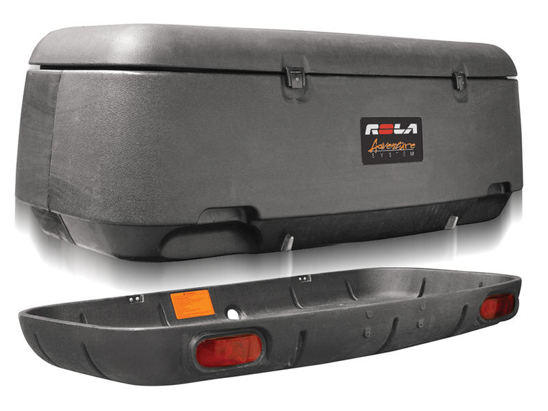 Adventure System Enclosed Tilt Cargo Carrier