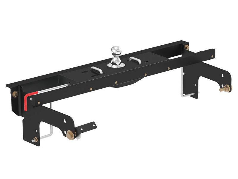 Double Lock EZr Gooseneck Hitch Kit