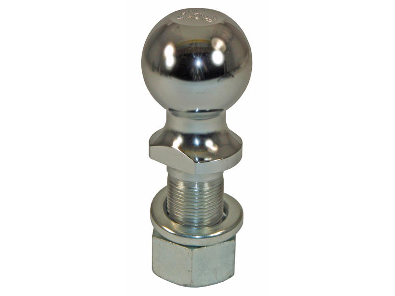 Class V Chrome Hitch Ball - 2 5/16 inch