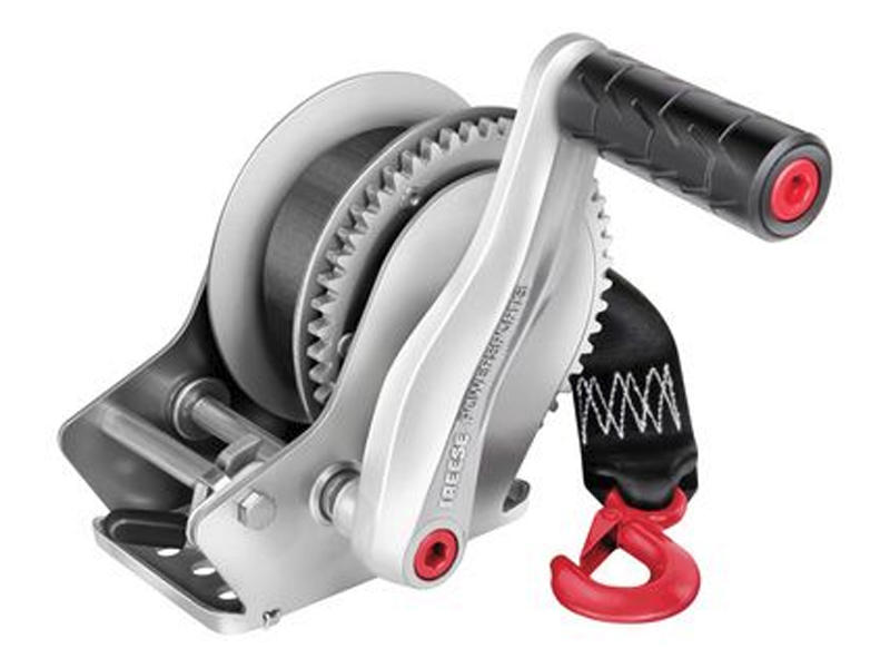 Reese Powersports Marine Trailer Winch