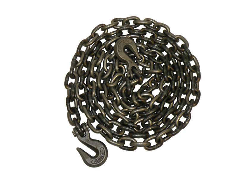 """Tow Chain - Grade 43 - 3/8"""" x 14 Feet"""