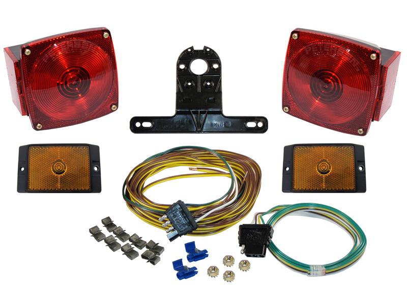 Trailer Light Harness Kit | Wiring Diagram on trailer generator, trailer brakes, trailer mounting brackets, trailer plugs, trailer fuses, trailer hitch harness,