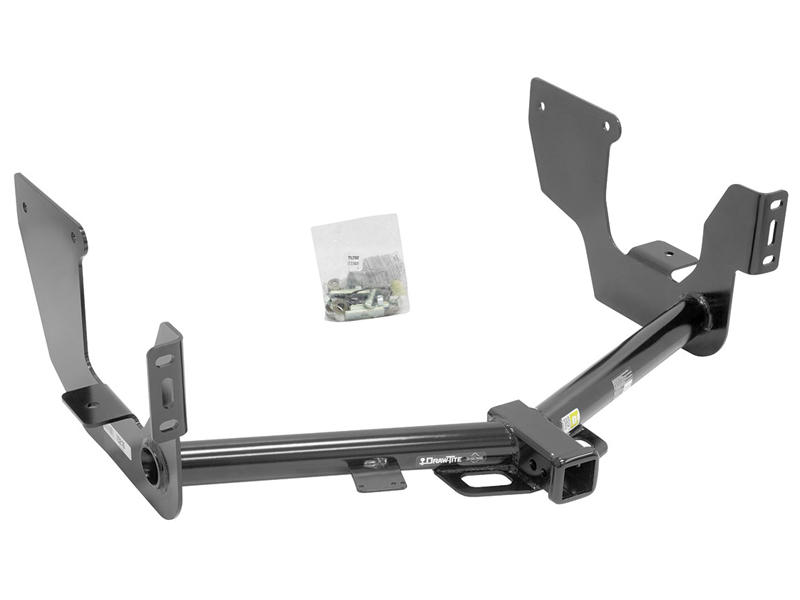 Class IV Round Tube Trailer Hitch Receiver