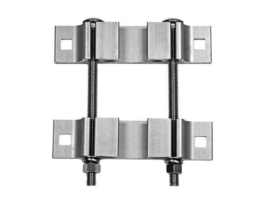 RockStar™ 2-1/2 inch Ball Mount Clamp with hardware