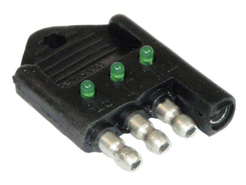 4-Flat Pocket Tester
