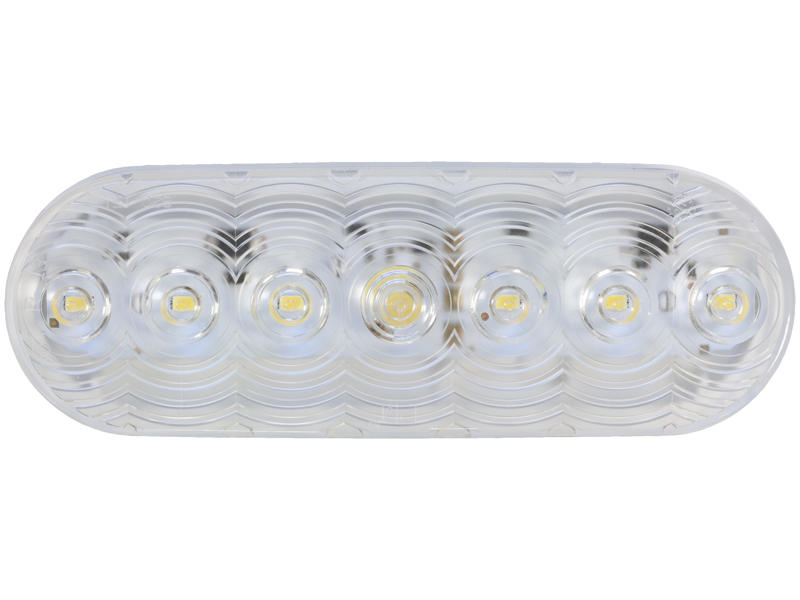Oval L.E.D. Back-Up Light - LumenX