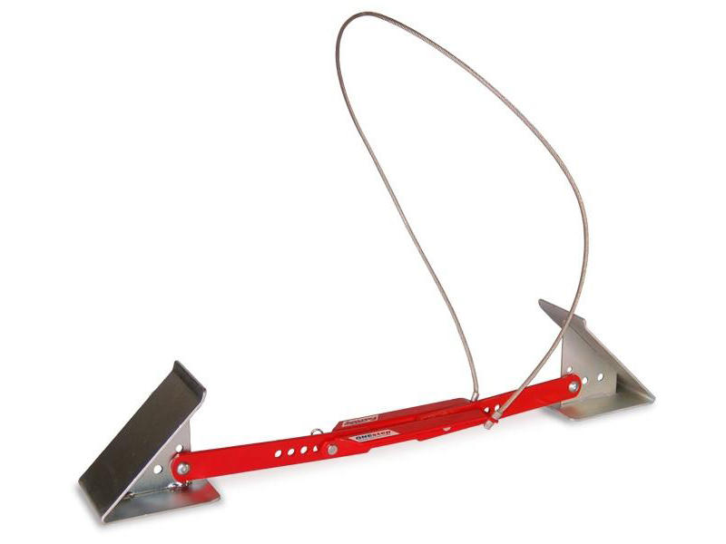 Fastway ONEstep XL Tandem Chock Stop (Single)