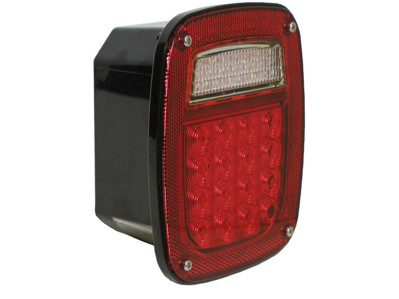 6-Function L.E.D. Rear Combination Light - Drivers Side