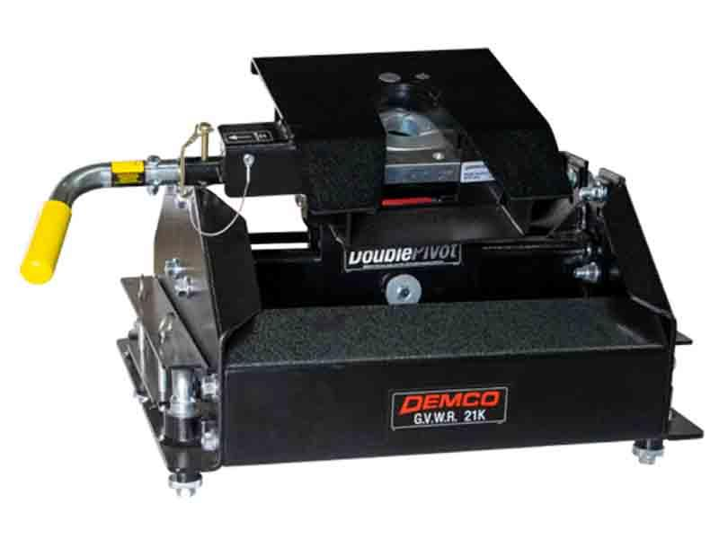 Demco 21K UMS Fifth Wheel Hitch for 2020 GM Pickups with OEM Under-Bed Prep Package