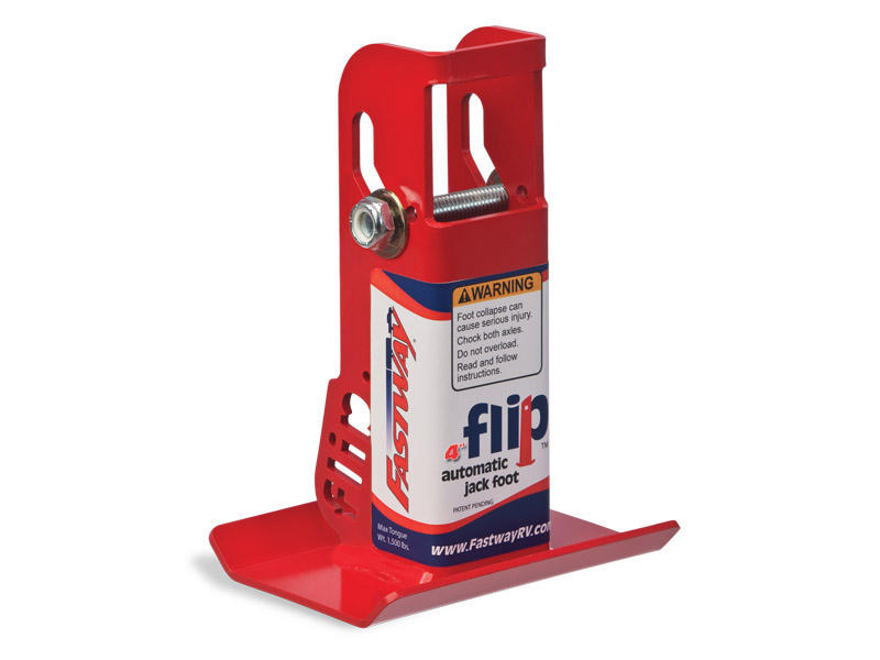 Fastway- Flip Automatic Folding Jack Foot