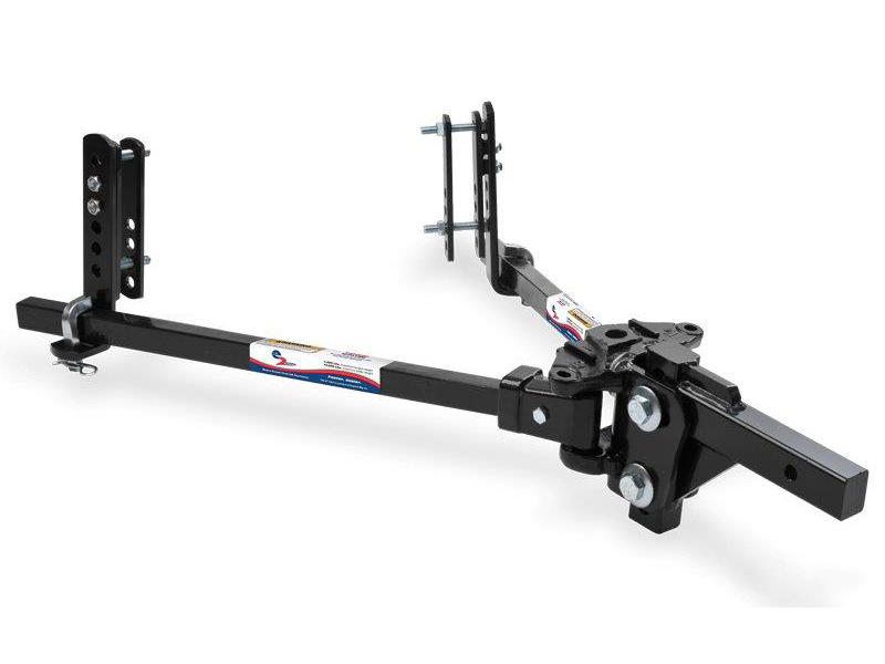 FastWay e2 Trunnion Style Weight Distribution Kit With Sway Control - 450 lb