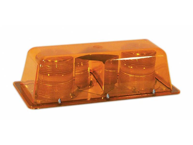 Quadflash Mini-bar® Amber Beacon