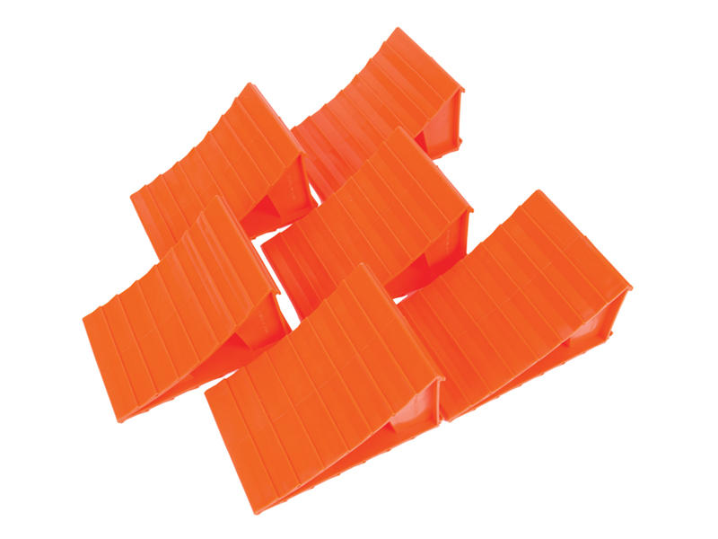 Husky Wheel Chocks - Set of 6