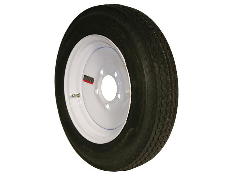 12 inch Trailer Tire and Wheel Assembly