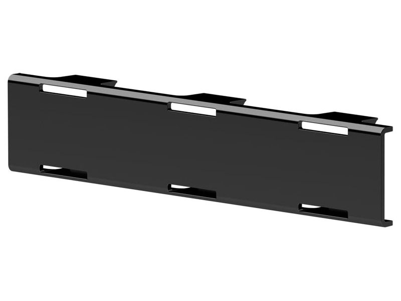 LED Light Cover for Single-Row Light Bars