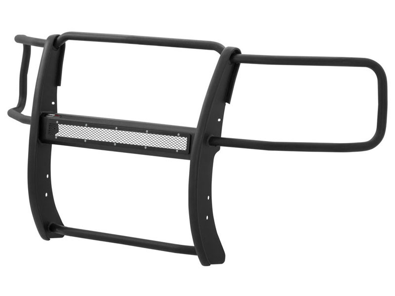 Aries Pro Series Grille Guard with LED Light Bar