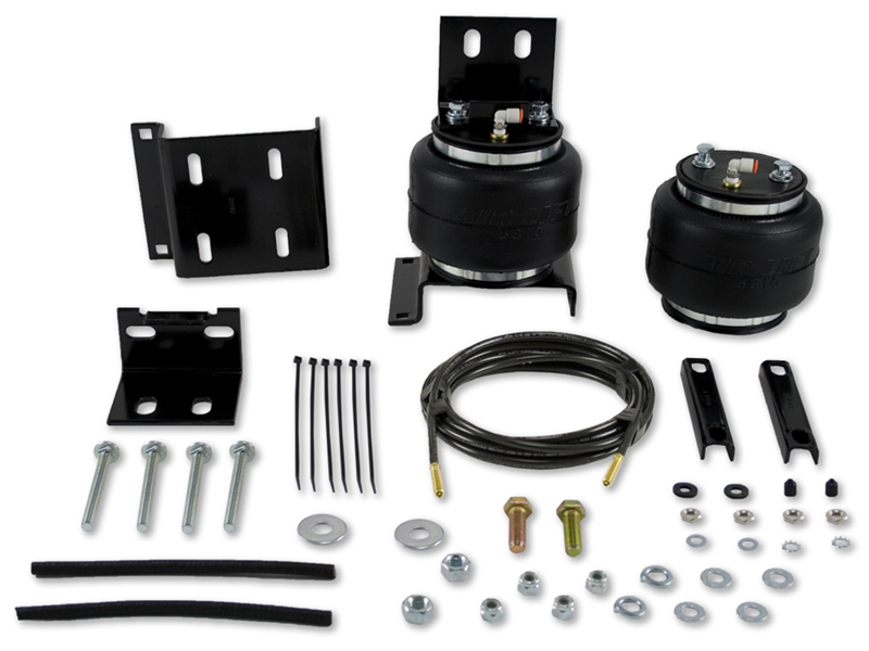 Air Lift® LoadLifter 5000™ Adjustable Air Ride Kit - Front