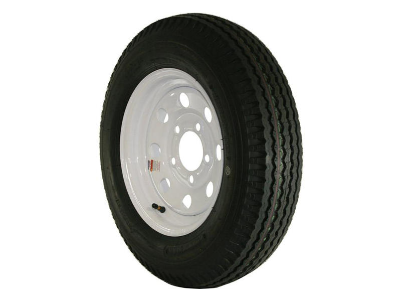 12 inch Trailer Tire and Modular Wheel Assembly