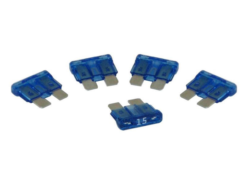 Blade-Type Fuses - 15 Amp