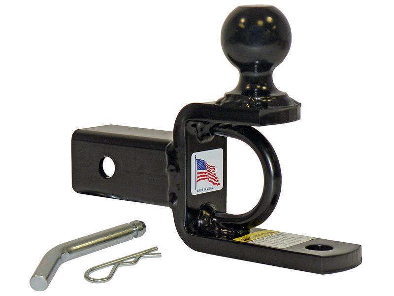 ATV/UTV Ball Mount With 2 Inch Hitch Ball For 2 Inch Receivers